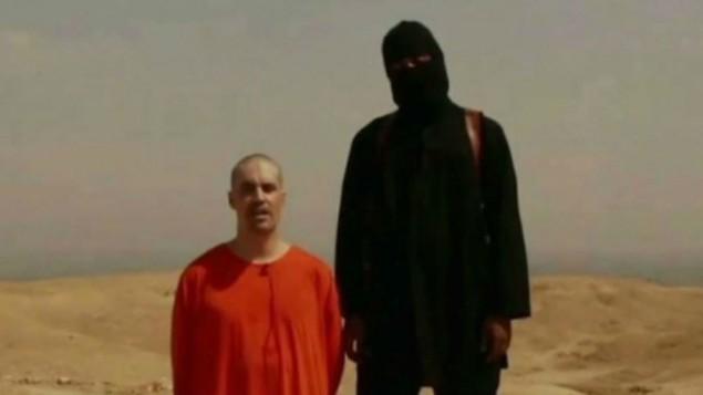 Kerajaan Inggris Hampir Mengungkap Identitas Pemunuh James Foley