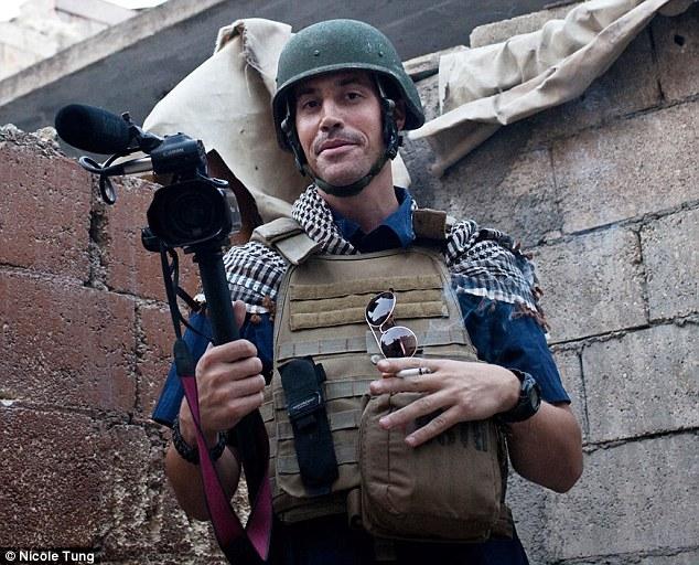 Pembunuh James Foley Meminta Tebusan 123 juta USD
