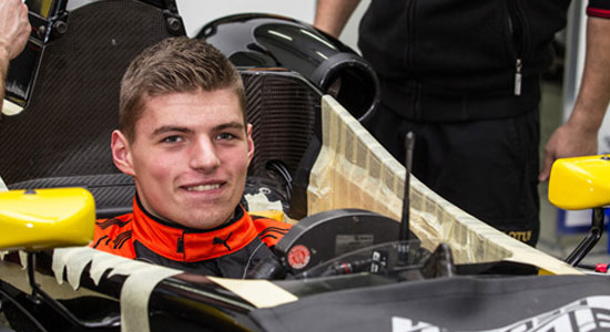 Verstappen Pembalap Termuda F1