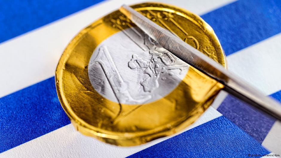 Yunani Cemaskan Dunia Soal Rencana Keluar dari Eurozone (foto: dw.de)
