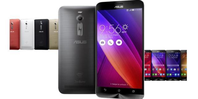 Asus ZenFone 2 (foto: engadget)