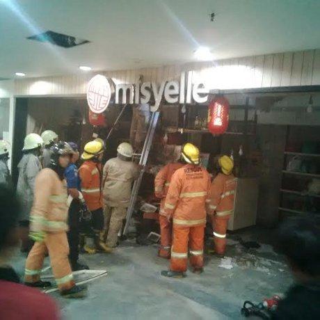 Kebakaran BIP (foto: detik.com)