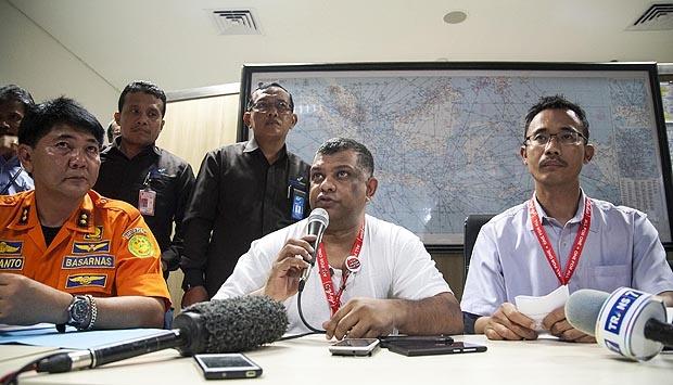 CEO AirAsia Mengklarifikasi Pernyataan Media Malaysia (foto: tempo.co)