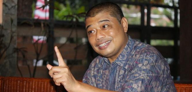 Romo Benny Susetyo (foto: indonesianow.blogspot.com)