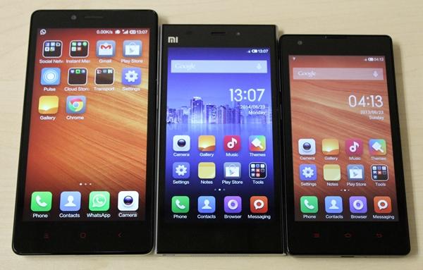 Beragam Produk Xiaomi (foto:kaskus.co.id)