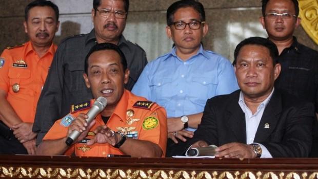 Direktur Operasi dan Latihan Badan SAR Nasional SB Supriyadi (foto Antara)