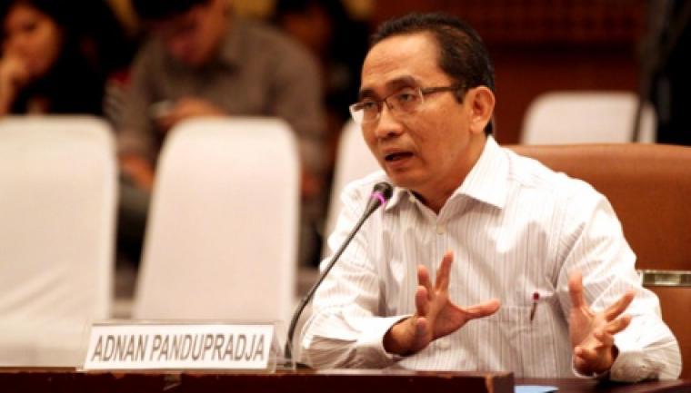 Adnan Pandu Praja (foto: tempo.co)