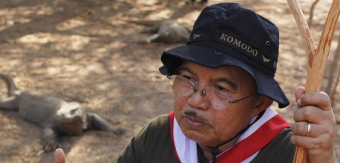 Jusuf Kalla (foto: Reuters)