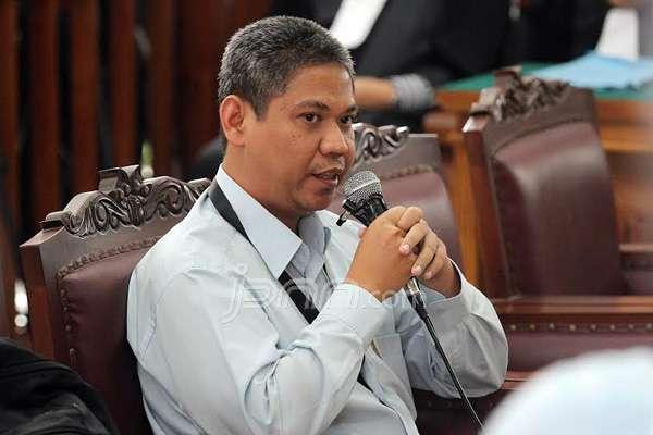 Ibnu C. Purba (foto: JPNN.com)