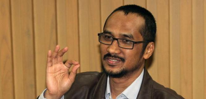 Abraham Samad (foto: Tribunnews)