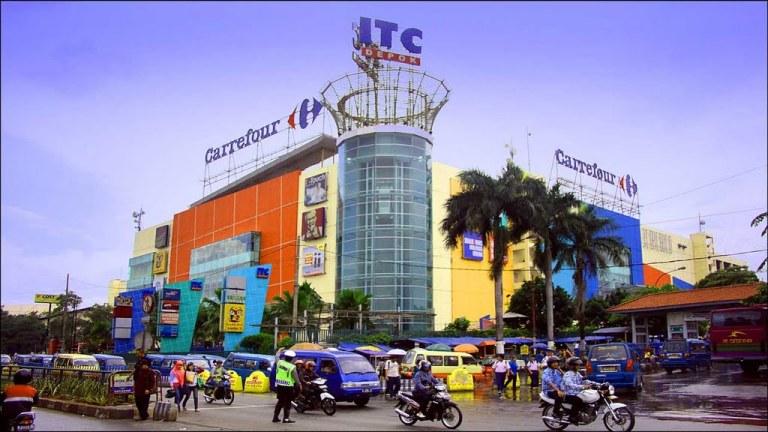 ITC Depok (foto: panoramio.com)