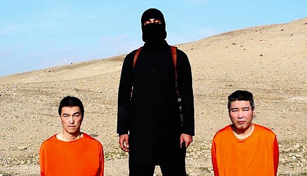 Kenji Goto (kiri) dan Haruna Yukawa (kanan) disandera ISIS dan telah dieksekusi mati. (foto: AP)