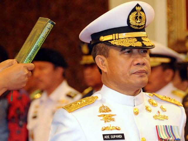 Laksamana Ade Supandi (foto: rmol.co)