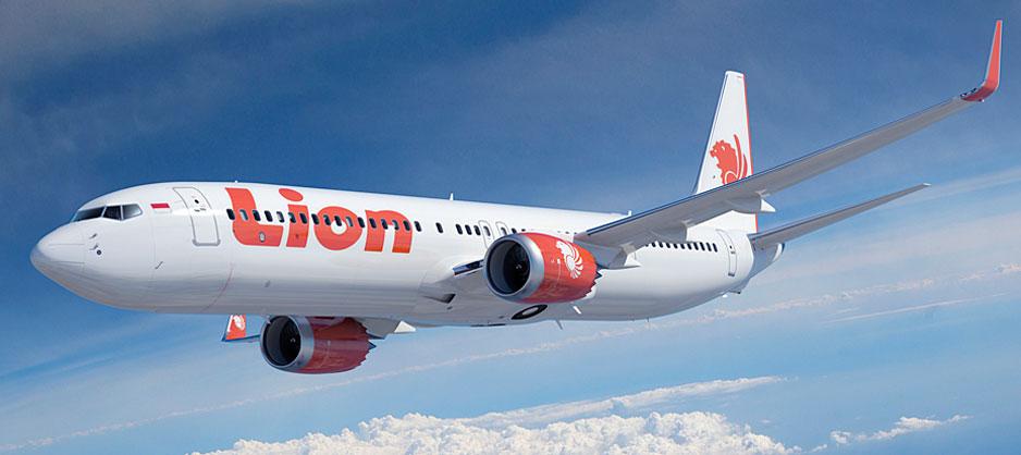 Lion Air (foto: boeing.com)