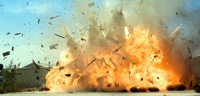 Ilustrasi ledakan (foto: buserkriminal.com)