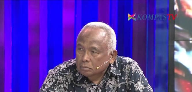 Taufiequrrachman Ruki (foto: KompasTV)