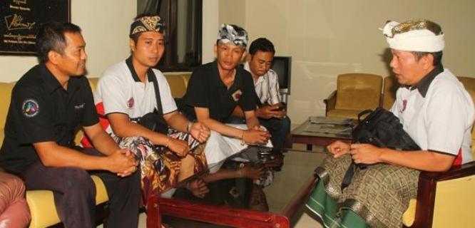 Puskor Hindunesia (foto: Tribunnews)