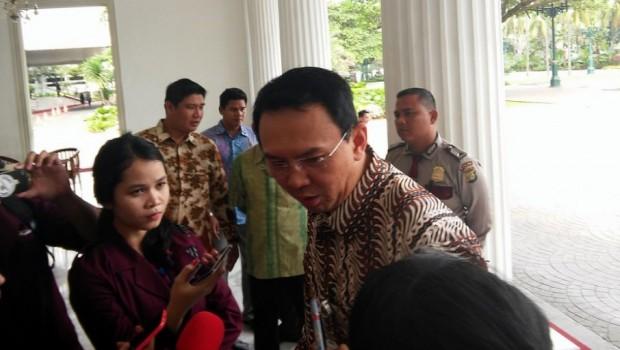 Basuki Tjahaja Purnama (foto: Suara Pembaruan)