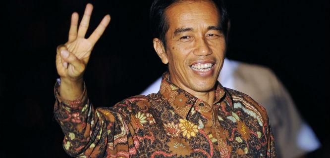 Joko Widodo (foto: AFP)