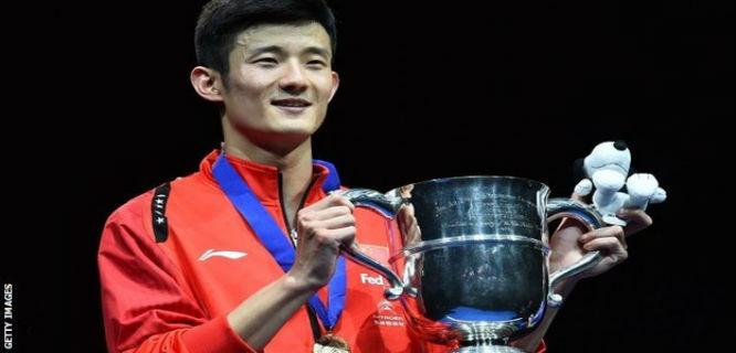 Chen Long (foto: Getty Images)