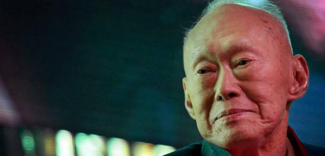 Lee Kuan Yew (foto: TIME)