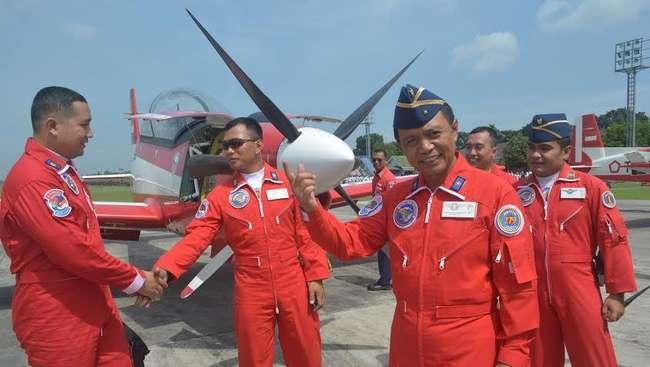 Tim Jupiter (foto: TNI AU)
