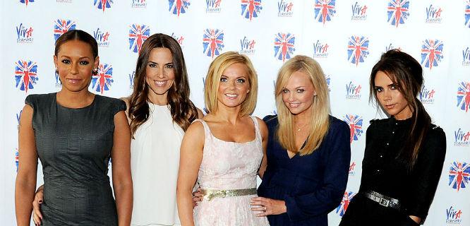 Spice Girls (foto: USMagazine)