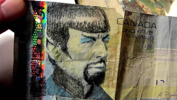 Uang 5 Dolar Kanada (foto: AP)