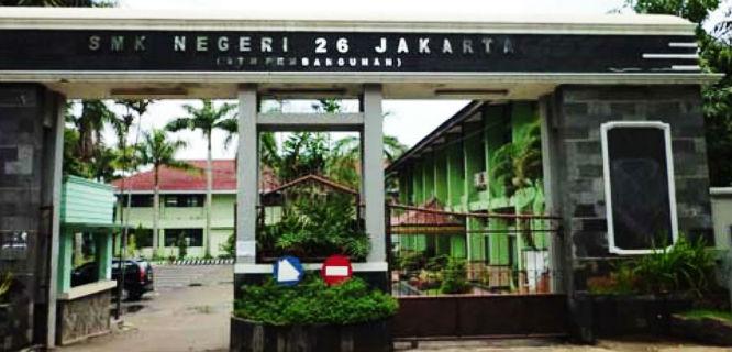 SMA N 26 Jakarta (foto: arenakarier)