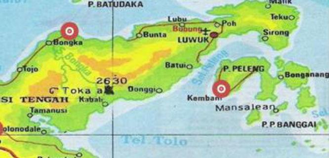Kepulauan Banggai (foto: kespelposo)