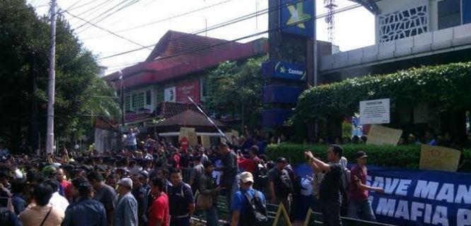 Kisruh Graha XL Yogyakarta (foto: liputan6)
