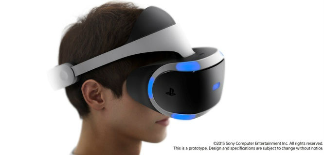 Project Morpheus (foto: blog.eu.playstation.com)