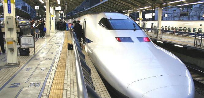 Shinkansen Nozomi (foto: wikipedia)