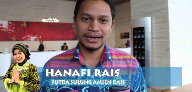 Hanafi Rais (foto: youtube)
