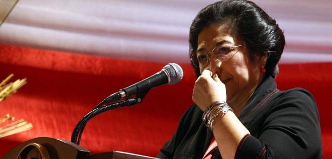 Megawati Soekarnoputri (foto: http://borneonews.co.id)
