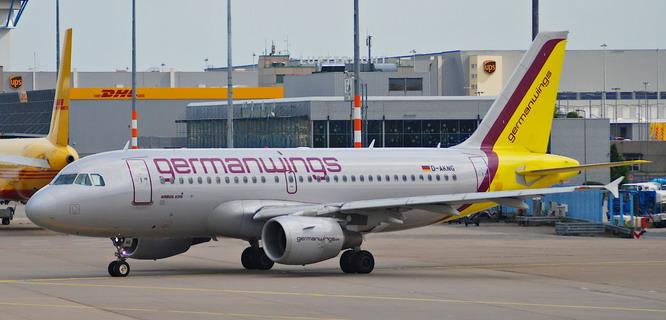 Germanwings (foto: wikipedia)