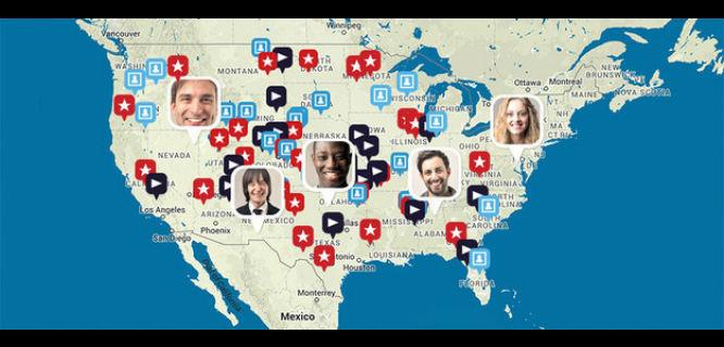 Situs Kampanye Kepresidenan Rand Paul (foto: Buzzfeed)