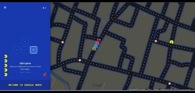 April Mop ala GoogleMaps