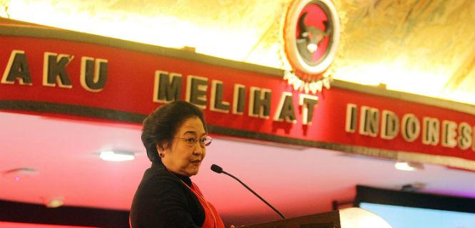 Megawati Soekarnoputri (foto: JPNN)
