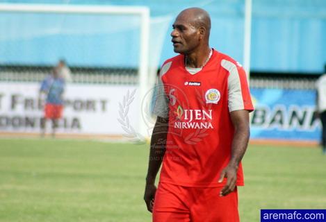 Johan Ibo (foto: aremafc.com)