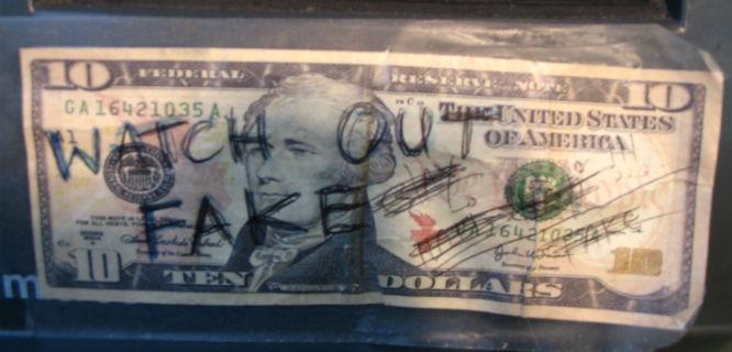 Ilustrasi uang palsu (foto: flickr)Ilustrasi uang palsu (foto: flickr)