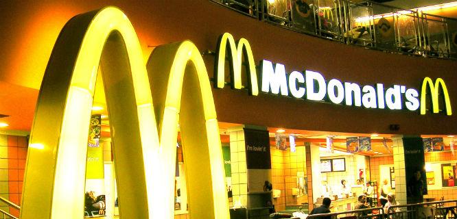 McDonald's (foto: huzlers.com)