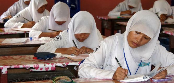 Ilustrasi Ujian Nasional (foto: kompasiana)
