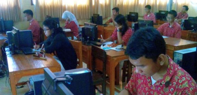 Ilustrasi Ujian Nasional (foto: okezone)
