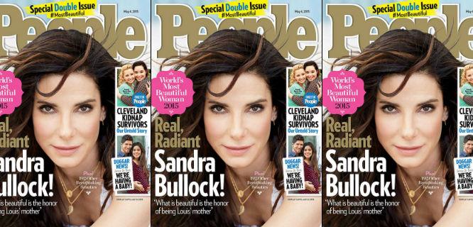 Sandra Bullock (foto: peoplemag)