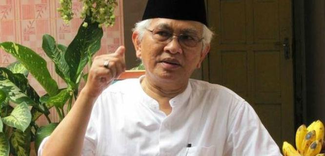 Ahmad Mustofa Bisri (foto: satuharapan)
