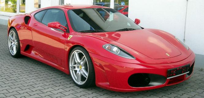 Ilustrasi Ferrari (foto: wikipedia)