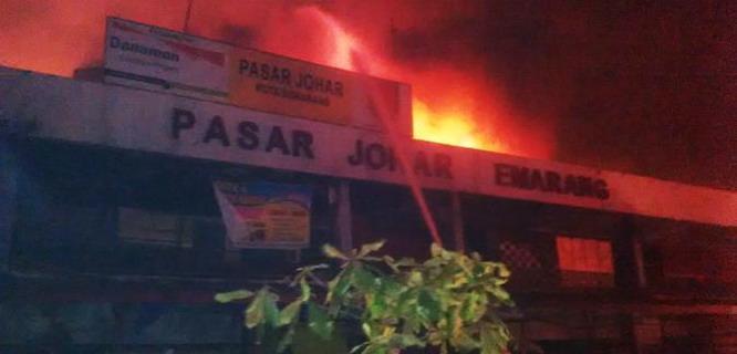 Pasar Johar Semarang (foto: liputan6)