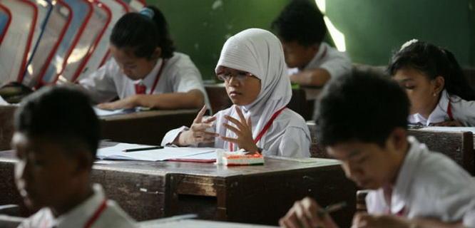 Ilustrasi Ujian Nasional (foto: Tempo)