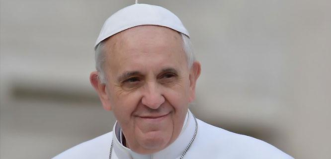 Paus Fransiskus (foto: AFP)